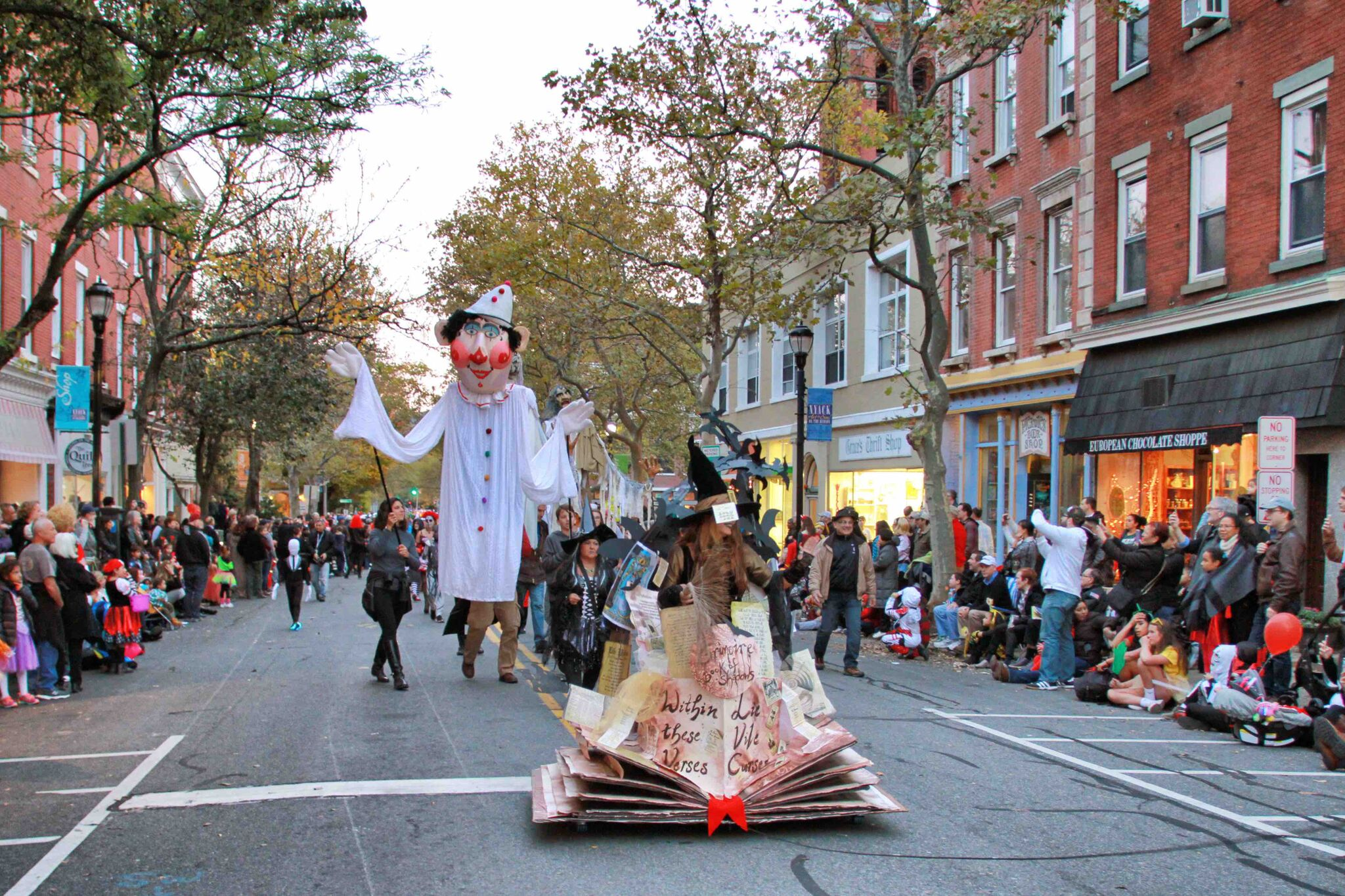 31st annual nyack halloween parade | rockland county tourism